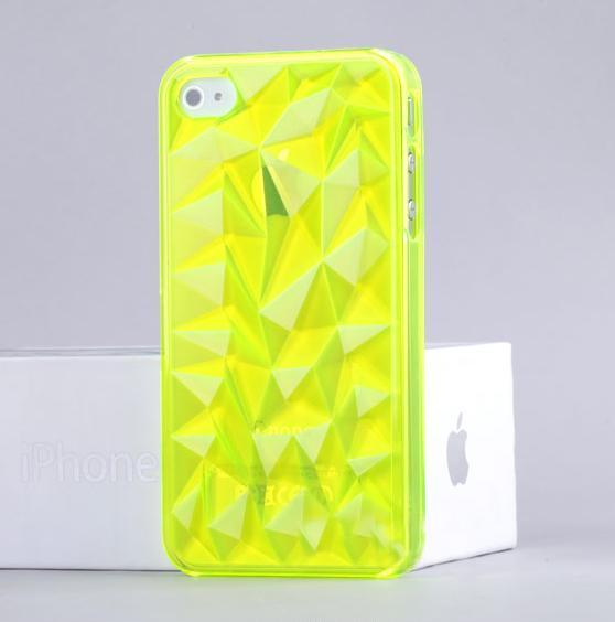 Чехол CUBE 3D для iPhone 4/4S