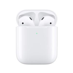 Купить Наушники Apple AirPods 2 с беспроводной зарядкой (MRXJ2)