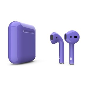 Купить Наушники Apple AirPods 2 Ultra Violet (MV7N2)