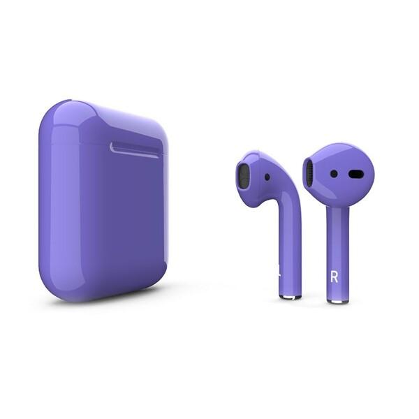 Беспроводные наушники Apple AirPods 2 Ultra Violet (MV7N2)