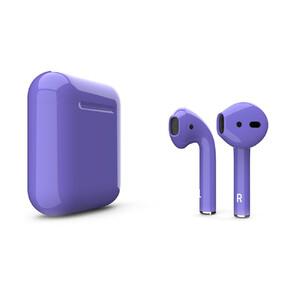 Купить Фиолетовые наушники Apple AirPods