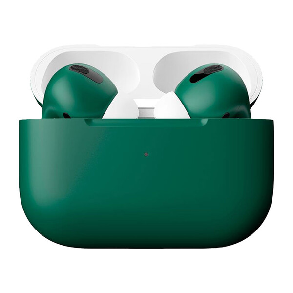 Матовые беспроводные наушники Apple AirPods Pro Midnight Green (MWP22)