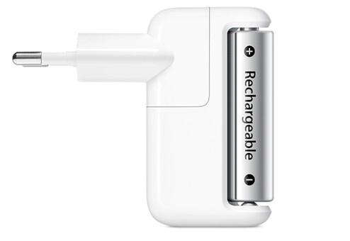 Зарядное устройство Apple Battery Charger для AA-батареек