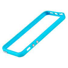 Купить Голубой бампер Apple для iPhone 5/5S/SE