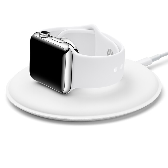 Док-станция Apple Magnetic Charging Dock White (MLDW2) для Apple Watch