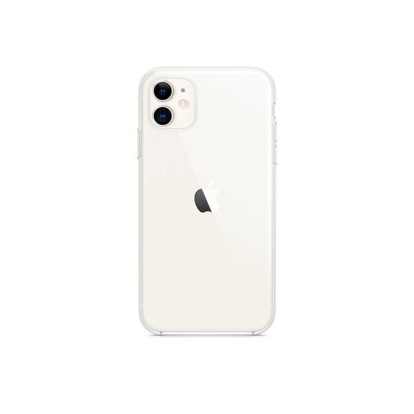 Чехол Apple Clear Case (MWVG2) для iPhone 11 (Открытая упаковка)