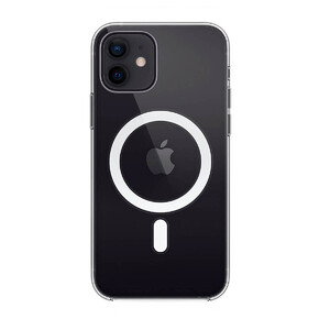 Купить Прозрачный чехол Apple Clear Case MagSafe (MHLL3) для iPhone 12 mini