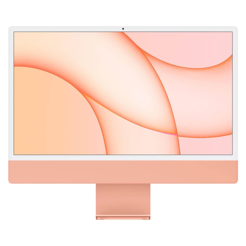 """Купить Apple iMac 24"""" M1 (2021) 256GB Touch ID Orange"""