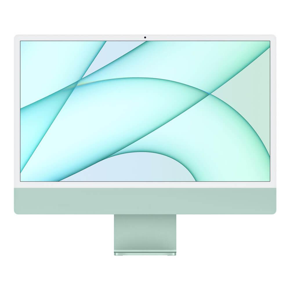 "Купить Apple iMac 24"" M1 (2021) 256GB Touch ID Green (MGPH3)"