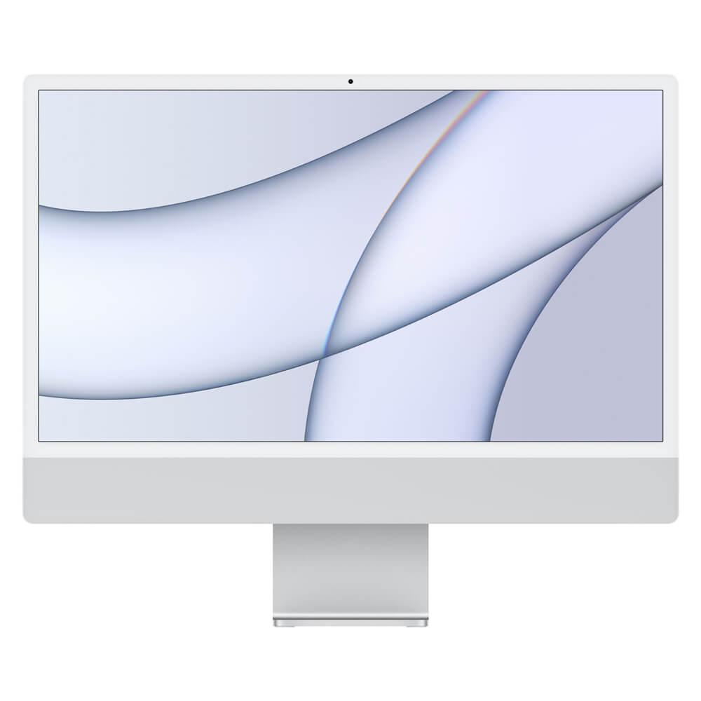 "Купить Apple iMac 24"" M1 (2021) 256GB Silver (MGTF3)"