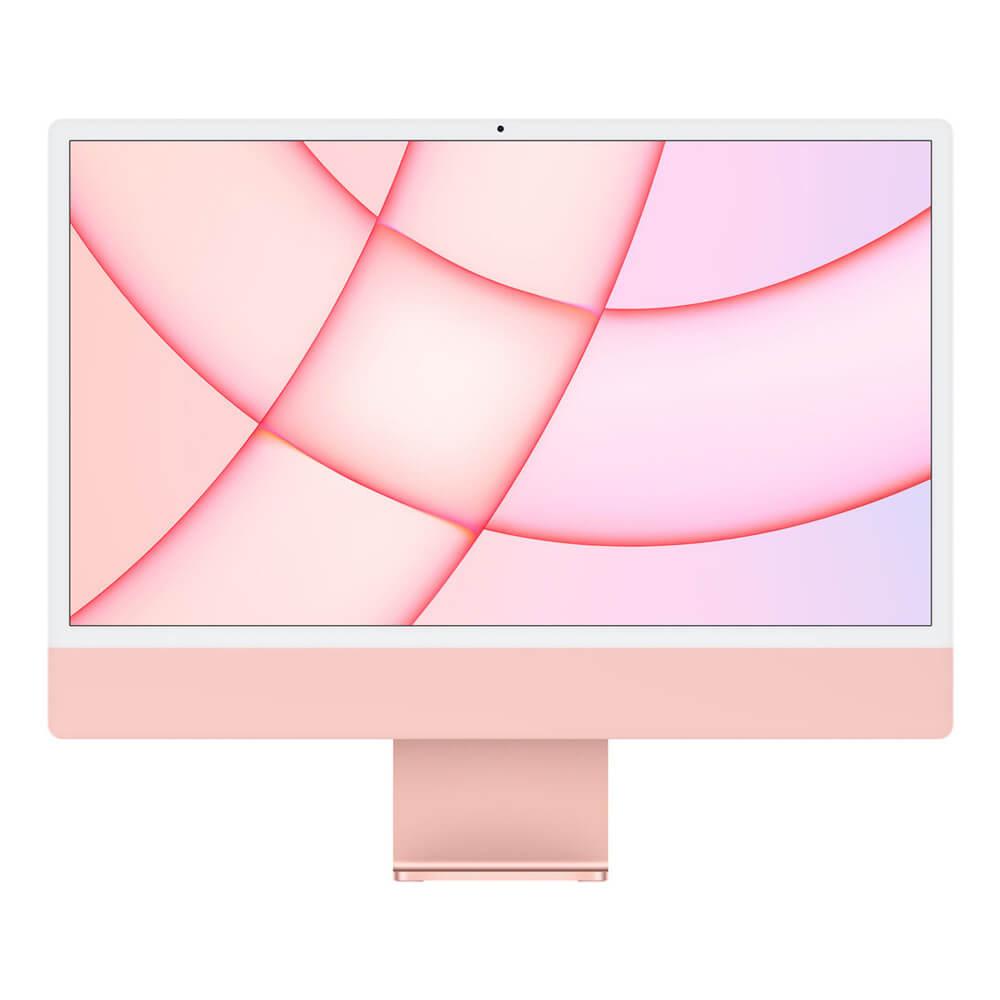 """Купить Apple iMac 24"""" M1 (2021) 256GB Pink (MJVA3)"""