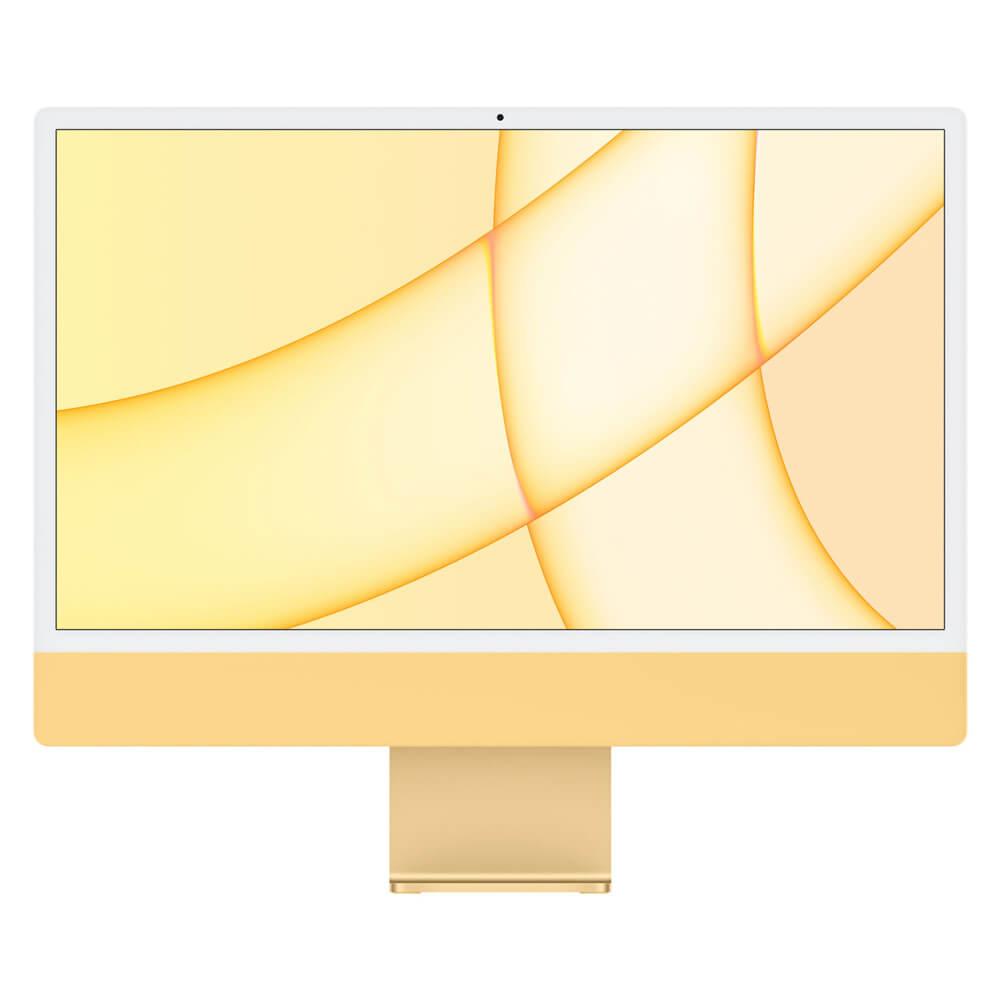 """Купить Apple iMac 24"""" M1 (2021) 256GB Touch ID Yellow"""