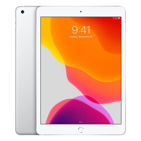 Apple iPad 7 (2019) Wi-Fi+Cellular 128Gb Silver (MW6F2)