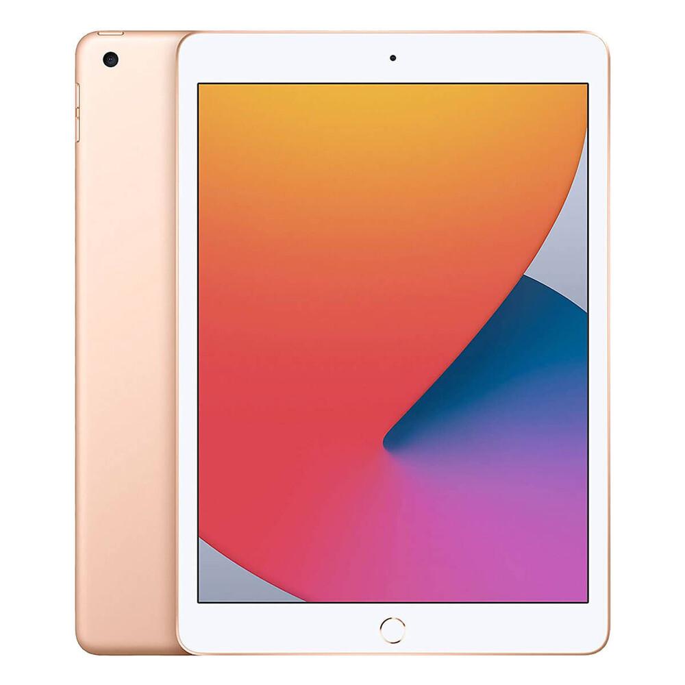 Apple iPad 8 (2020) Wi-Fi + Cellular 32Gb Gold (MYMK2RK/A) Официальный UA