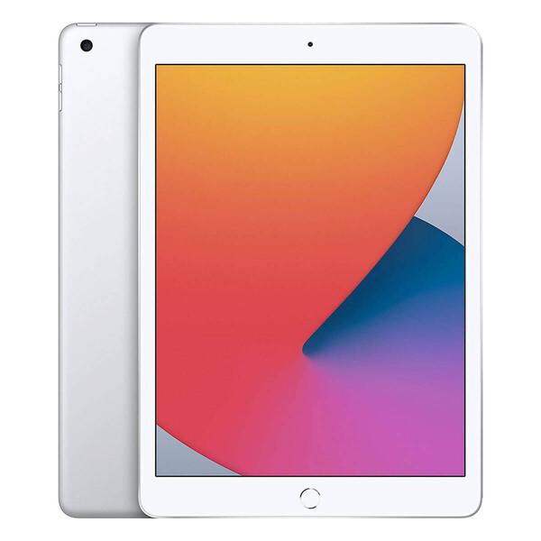 Apple iPad 8 (2020) Wi-Fi + Cellular 128Gb Silver (MYMM2RK/A) Официальный UA