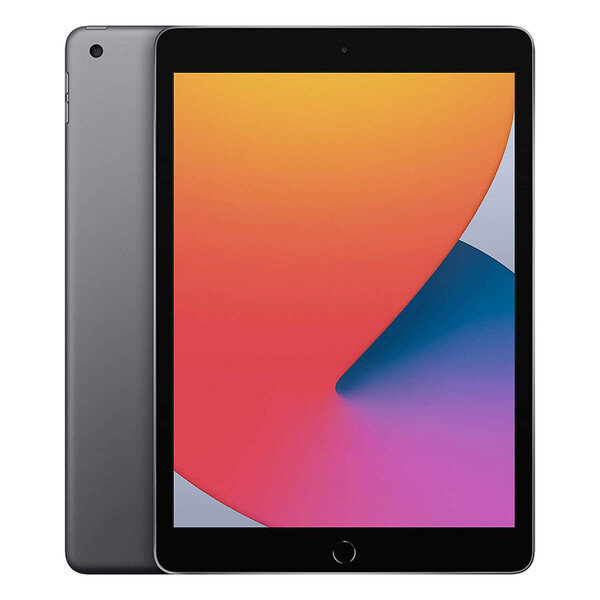 Apple iPad 8 (2020) Wi-Fi 128Gb Space Gray (MYLD2RK/A) Официальный UA