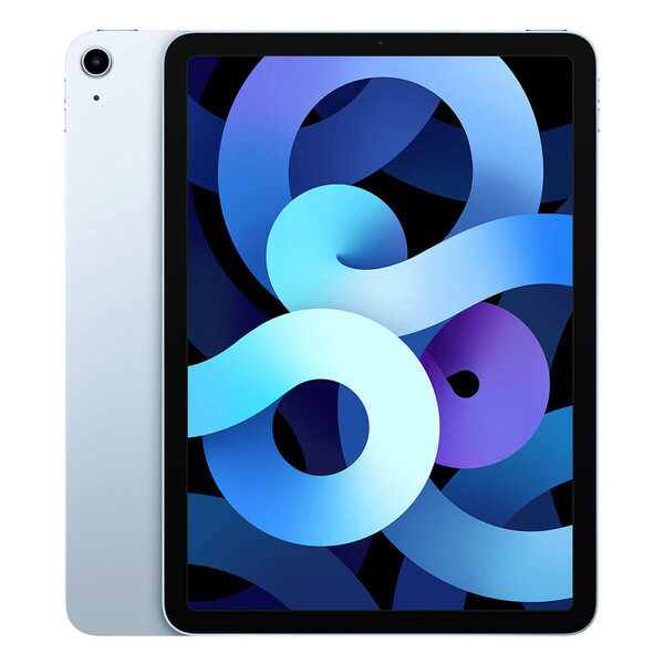 Apple iPad Air 4 (2020) Wi-Fi 64Gb Sky Blue (MYFQ2RK/A) Официальный UA