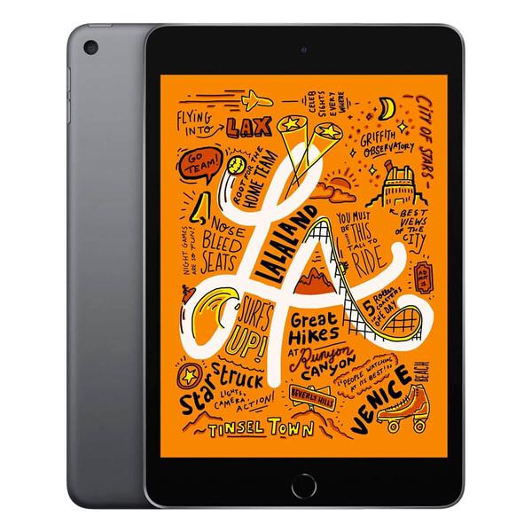 Apple iPad Mini 5 (2019) Wi-Fi 64Gb Space Gray (MUQW2)