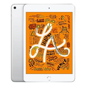 Купить Apple iPad Mini 5 (2019) Wi-Fi + Cellular 256Gb Silver (MUXD2RK/A) Официальный UA