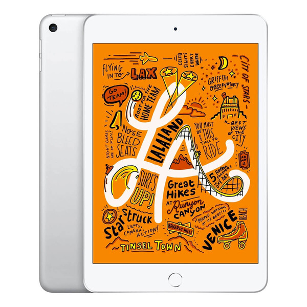 Apple iPad Mini 5 (2019) Wi-Fi 256Gb Silver (MUU52)