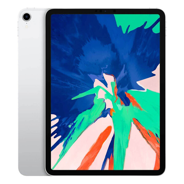 "Apple iPad Pro 11"" (2018) Wi-Fi 64GB Silver (MTXP2)"