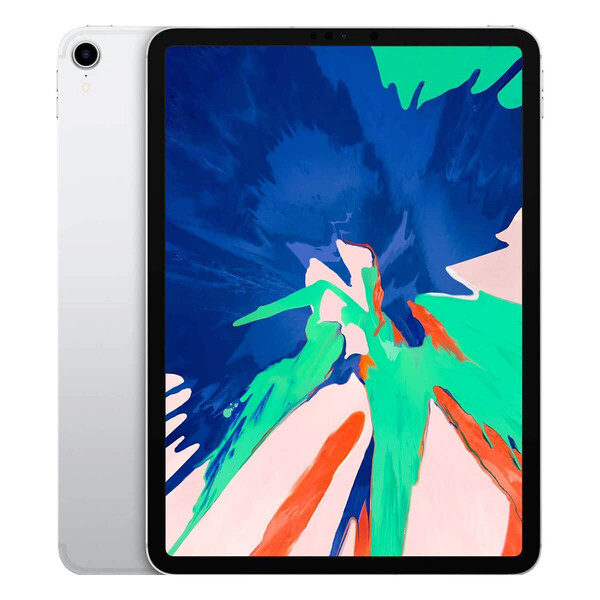 "Apple iPad Pro 11"" (2018) Wi-Fi+Cellular 512GB Silver (MU1M2 | MU1U2)"