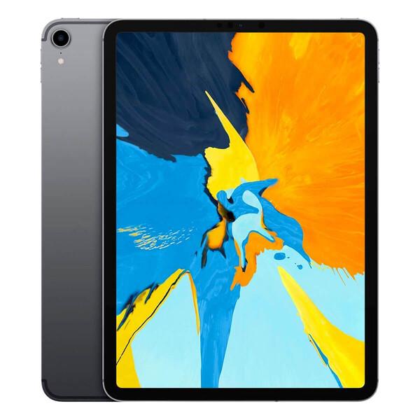 "Apple iPad Pro 11"" (2018) Wi-Fi+Cellular 512GB Space Gray (MU1F2 | MU1K2)"