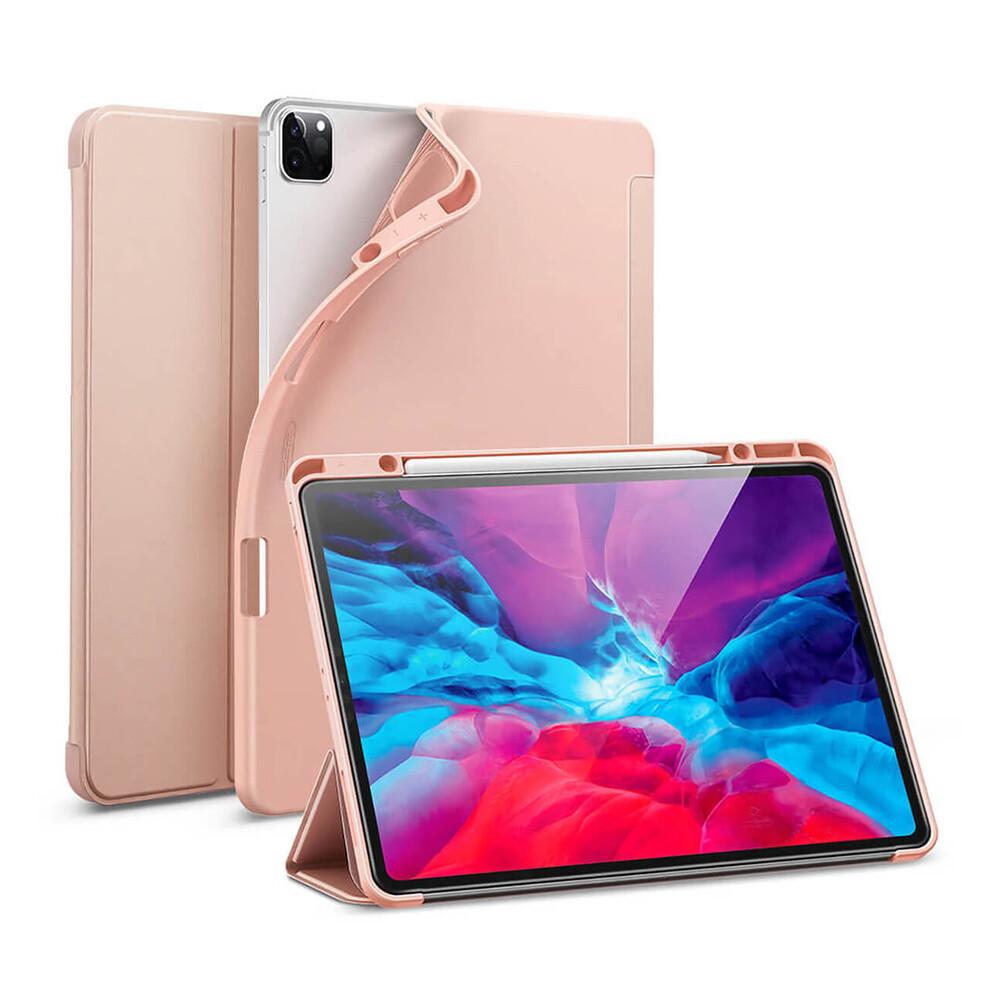 """Купить Чехол-книжка ESR Rebound Case Pencil Holder Rose Gold для Apple iPad Pro 11"""" (2020)"""