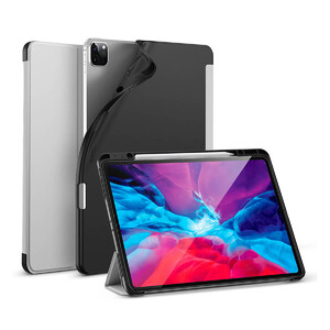 "Купить Чехол-книжка для Apple iPad Pro 11"" (2020) ESR Rebound Case Pencil Holder Silver Gray"
