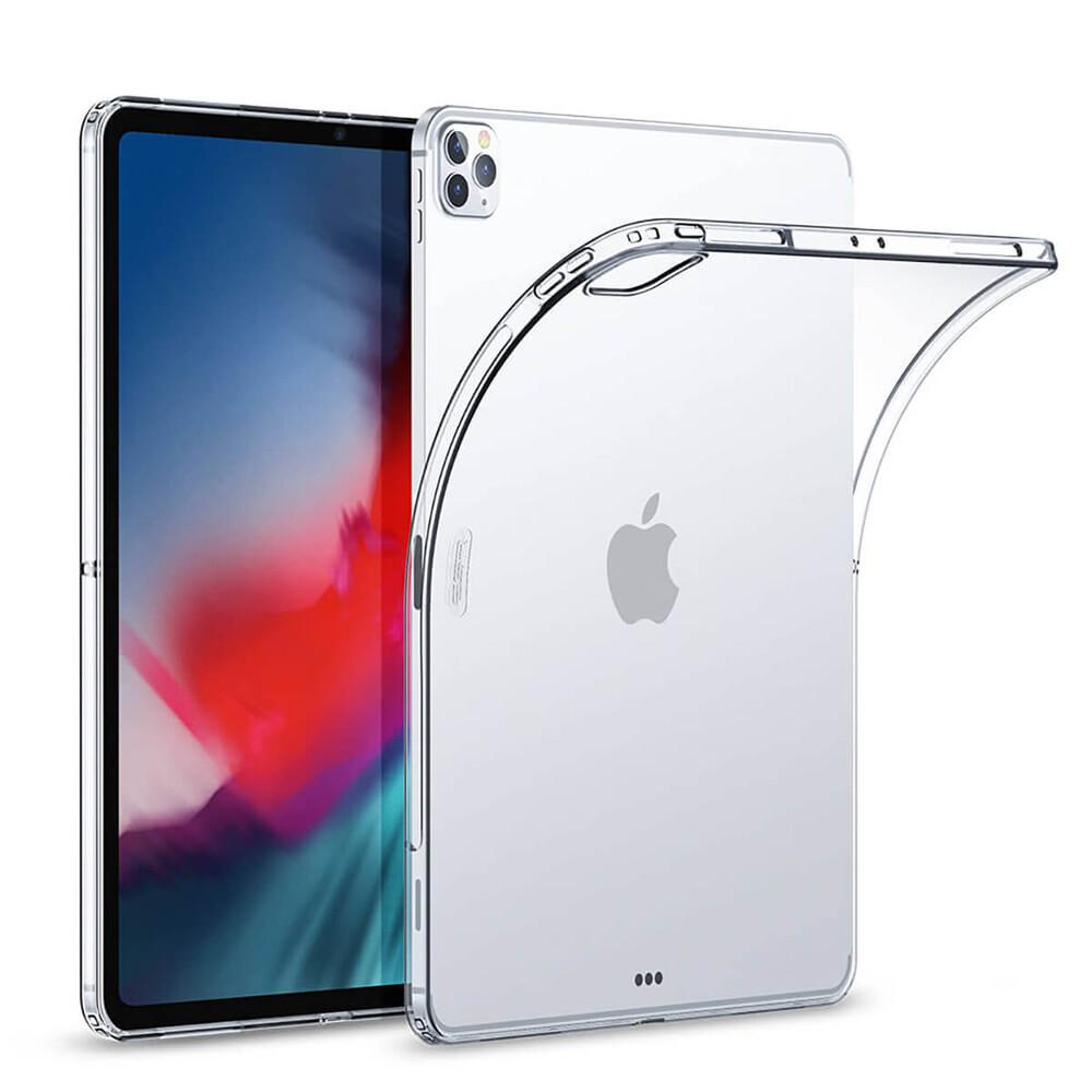 """Купить Прозрачный силиконовый чехол ESR Rebound Soft Protective Case Clear для Apple iPad Pro 12.9"""" (2020)"""