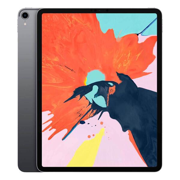 "Apple iPad Pro 12.9"" (2018) Wi-Fi + Cellular 512GB Space Gray (MTJD2 | MTJH2)"