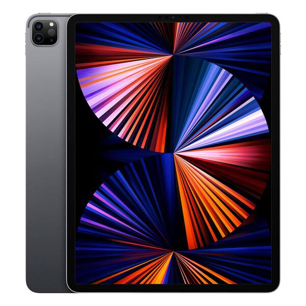 "Apple iPad Pro 12.9"" M1 (2021) Wi-Fi 128GB Space Gray (MHNF3RK/A) Официальный UA"