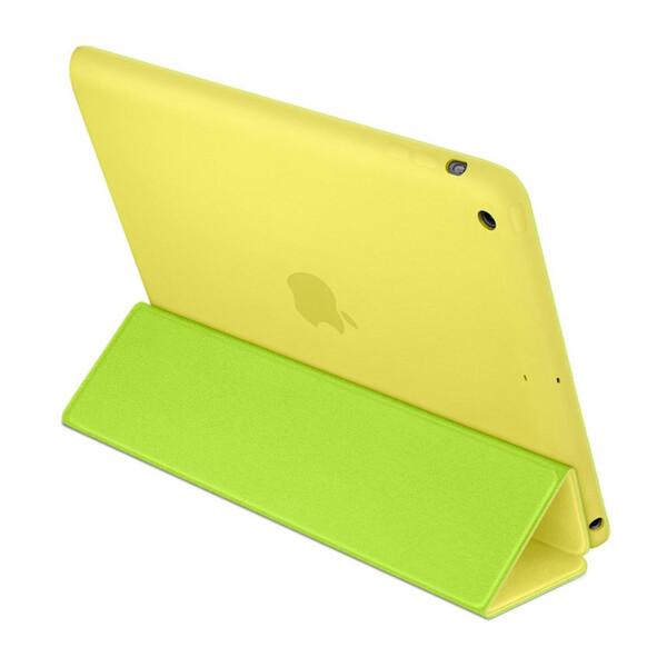 Чехол iLoungeMax Smart Case Yellow для iPad 4   3   2 OEM