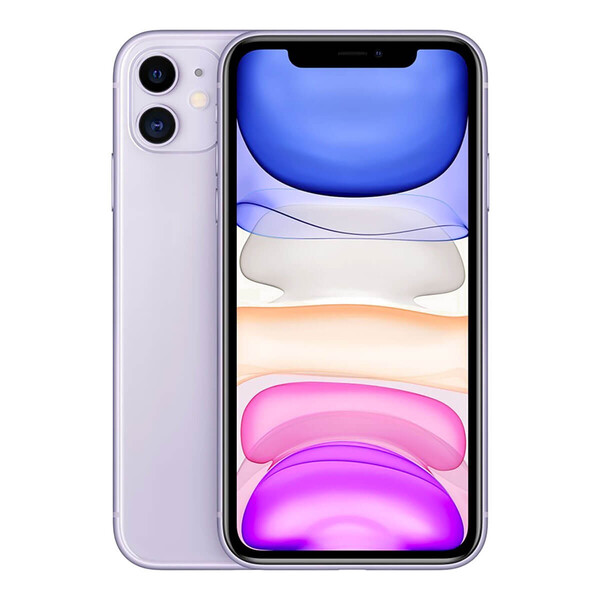 Apple iPhone 11 128Gb Purple (MHDM3) Официальный UA