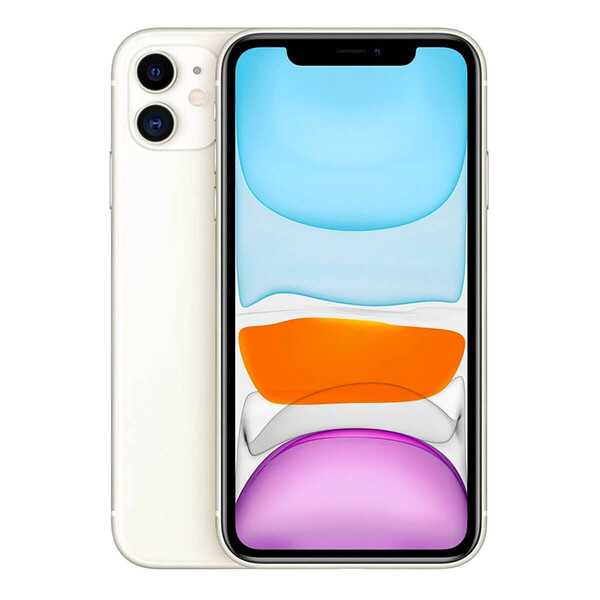 Apple iPhone 11 128Gb White (MHDJ3) Официальный UA
