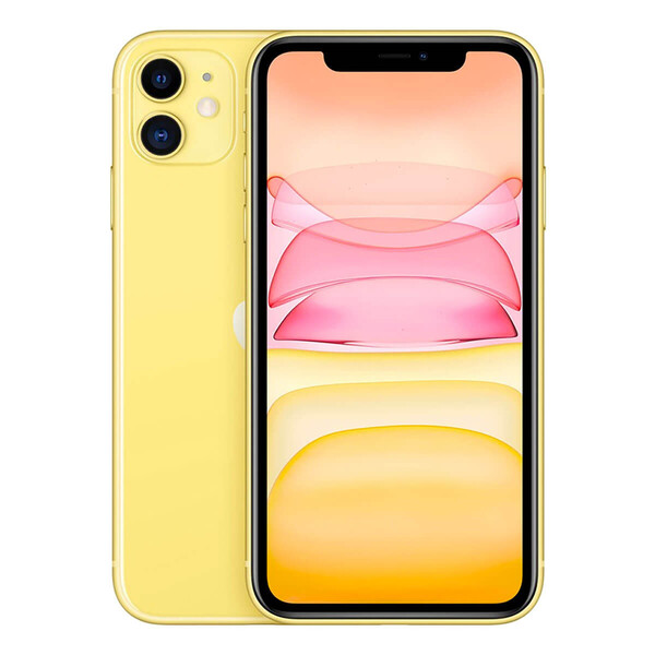 Apple iPhone 11 128Gb Yellow (MHDL3) Официальный UA