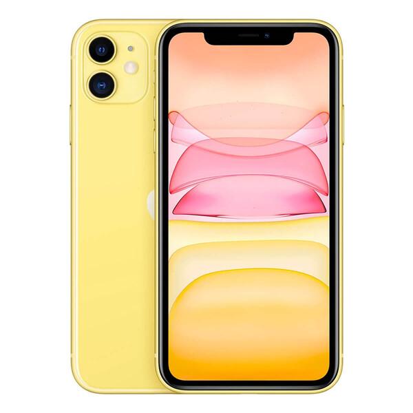 Apple iPhone 11 64Gb Yellow (MHDE3) Официальный UA