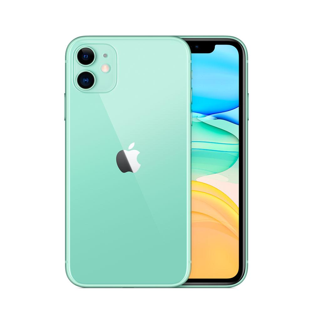Купить Apple iPhone 11 128Gb Green (MWLK2)