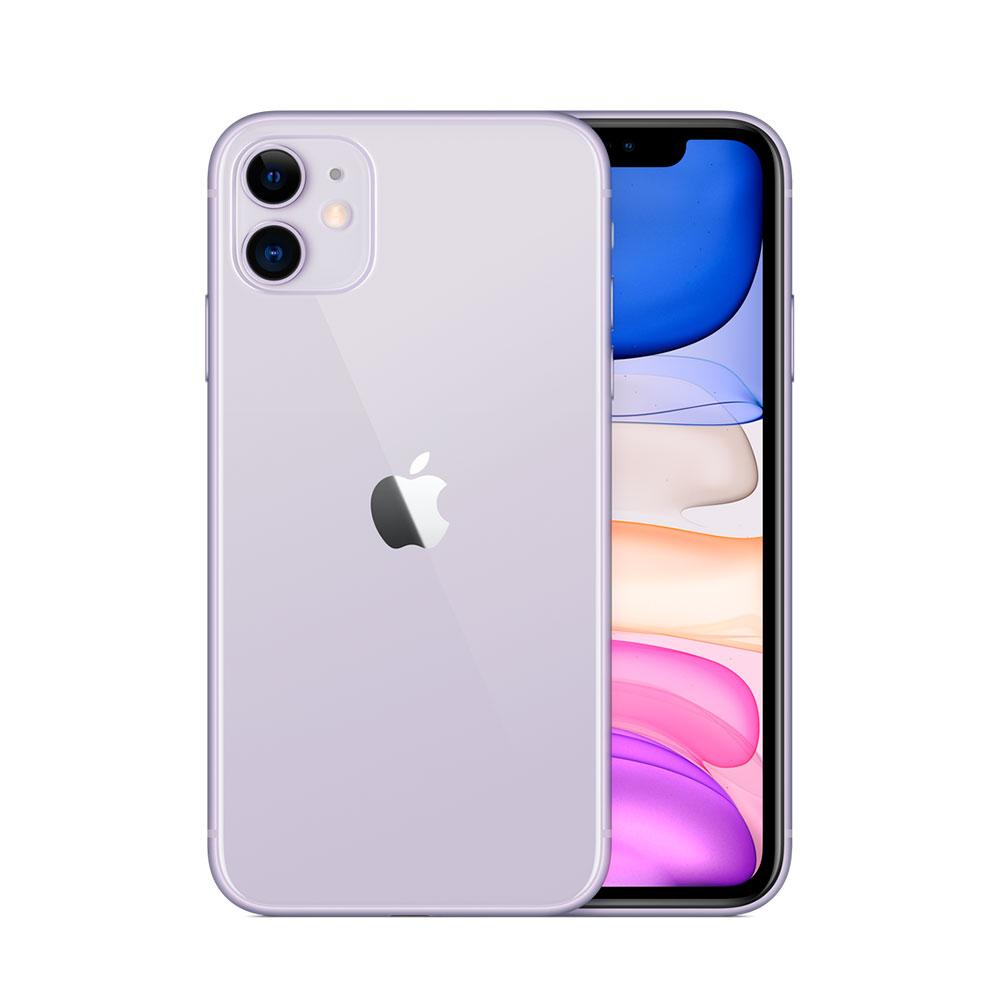 Купить Apple iPhone 11 64Gb Purple (MWLC2)