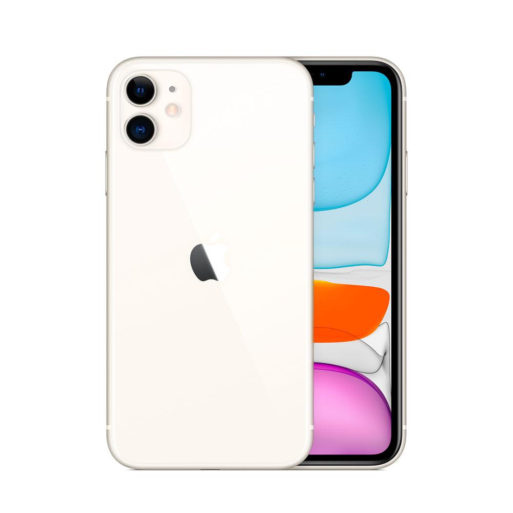 Купить Apple iPhone 11 64Gb White (MWL82)