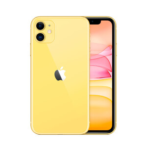 Купить Apple iPhone 11 64Gb Yellow (MWLA2)
