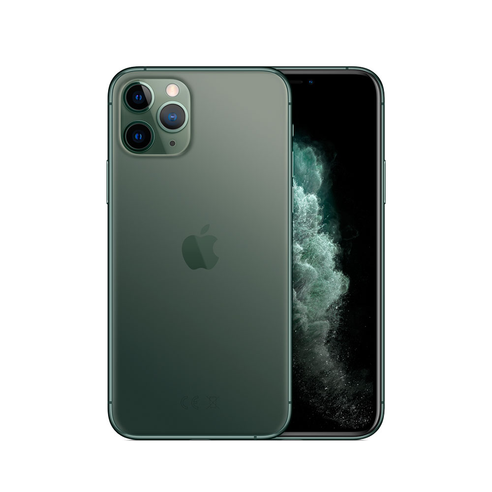 Купить Apple iPhone 11 Pro 512Gb Midnight Green (MWCV2)