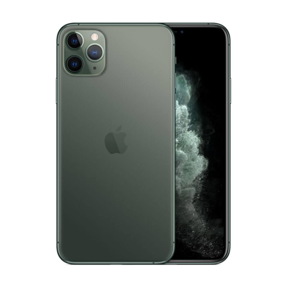 Купить Apple iPhone 11 Pro Max 256Gb Midnight Green (MWH72) б/у