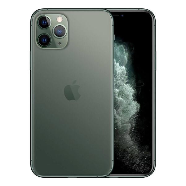 Apple iPhone 11 Pro Max 256Gb Midnight Green (MWH72)