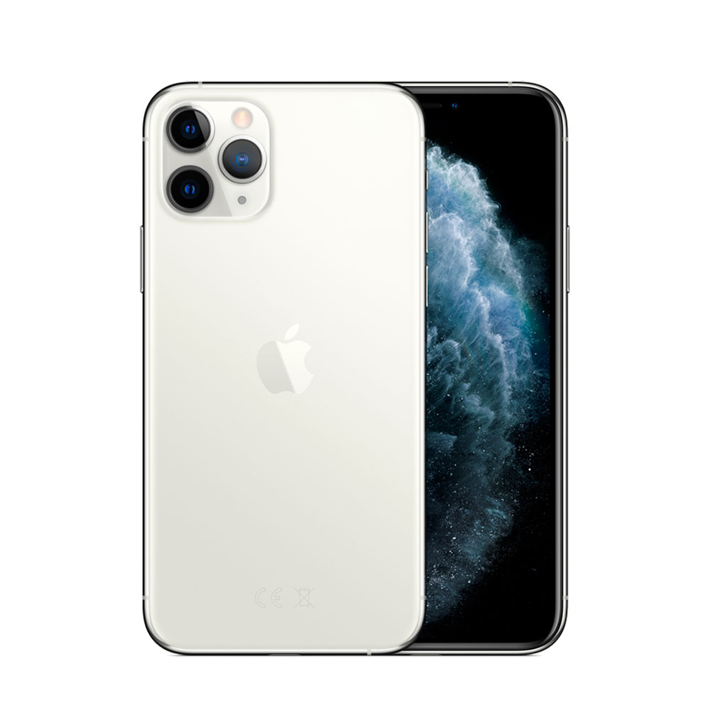 Купить Apple iPhone 11 Pro Max 256Gb Silver (MWH52)