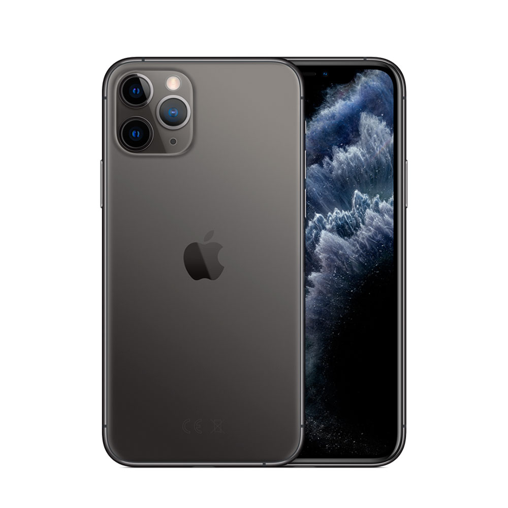 Купить Apple iPhone 11 Pro Max 256Gb Space Gray (MWH42)