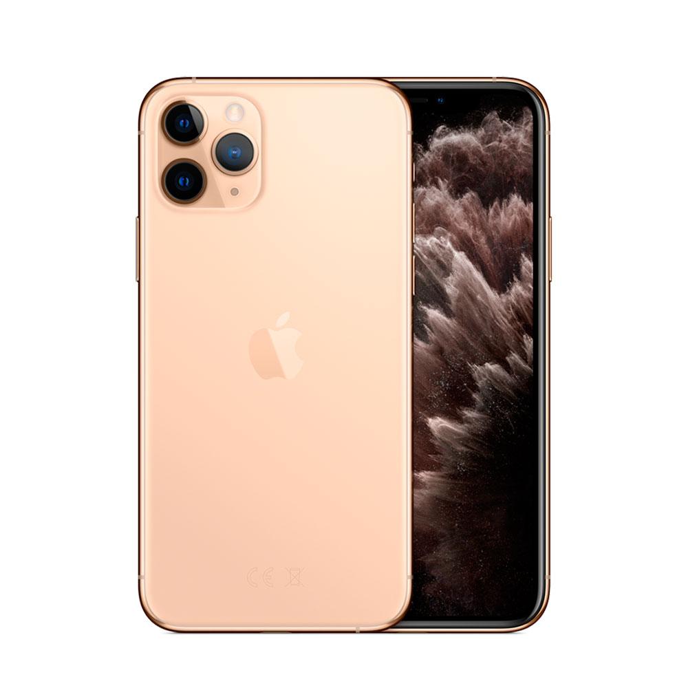 Купить Apple iPhone 11 Pro Max 512Gb Gold (MWHA2)