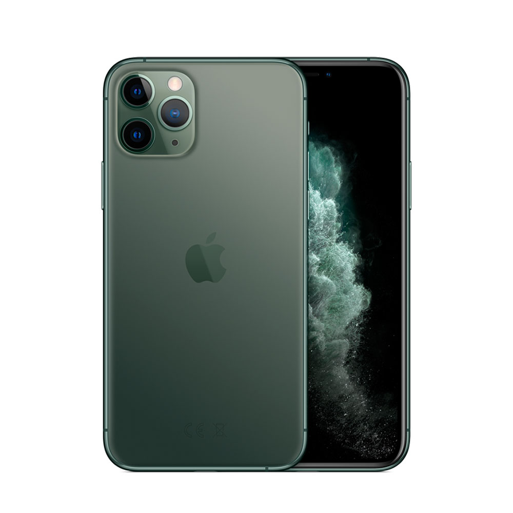 Купить Apple iPhone 11 Pro Max 512Gb Midnight Green (MWHC2)