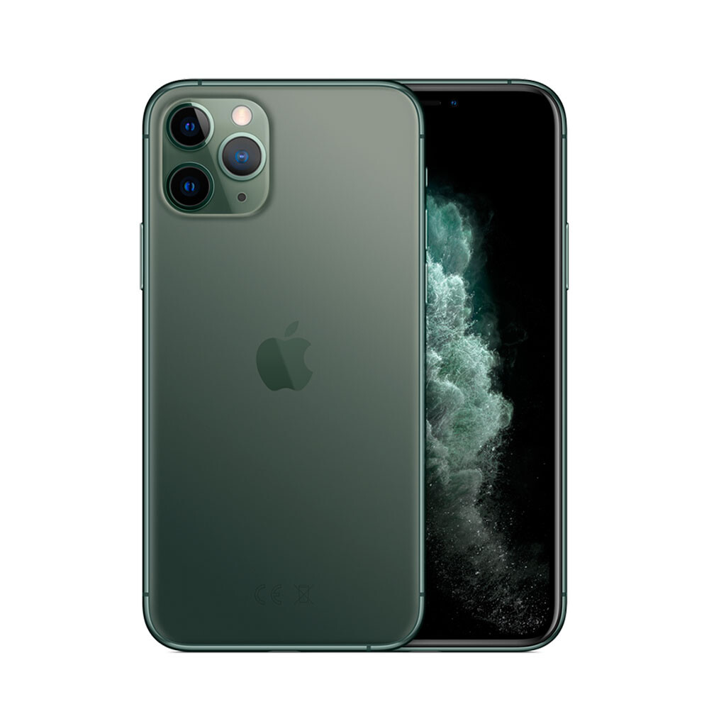 Apple iPhone 11 Pro Max 256 Gb Midnight Green