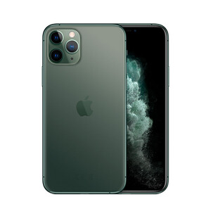 Купить Apple iPhone 11 Pro Max 256Gb Midnight Green (MWH72)